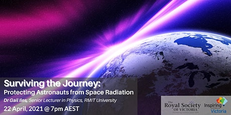 Surviving the Journey: Protecting Astronauts from Space Radiation tickets