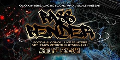 Bass Bender tickets