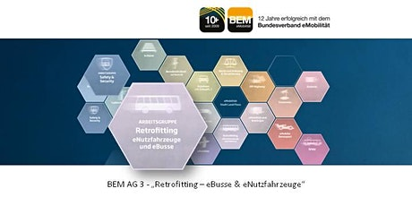BEM-AG 3 - Retrofitting - eBusse & eNutzfahrzeuge | April 2021 Tickets