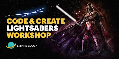 Code & Create Lightsabers With Empire Code This Summer! tickets