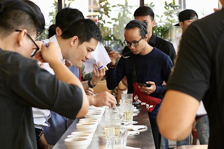 Vietnamese Coffee Bazaar x The Coffee Road: Chapter 4 (Brewing) image