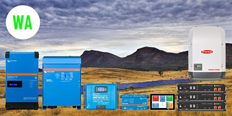 Victron Energy - Presentation & Interactive: Off-Grid / Hybrid   (PER) tickets
