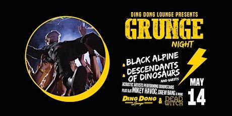 Grunge Night tickets