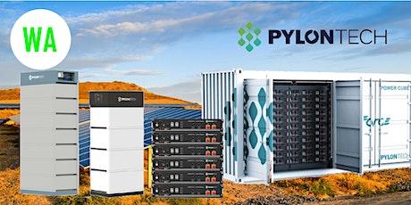 Pylontech Training - Presentation & Interactive + LV/HV  (PER) tickets