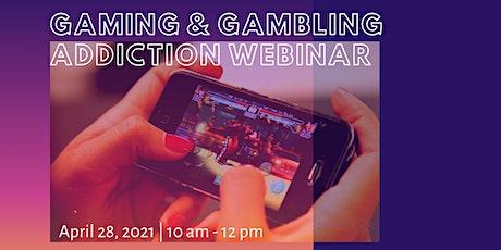 Interfaith Roundtable Webinar: Gambling and Gaming Addiction tickets