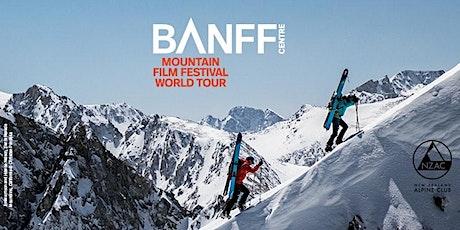 Banff Centre Mountain Film Festival World Tour Timaru 2021 tickets