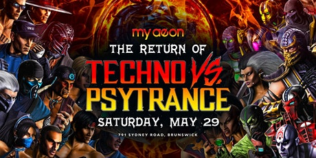 Techno Vs PSytrance RETURNS tickets