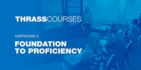 THRASS Foundation to Proficiency Level Training (Level 2) tickets