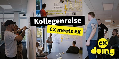 Kollegenreise: Customer Experience meets Employee Experience tickets