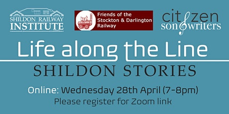 Life along the Line: Shildon Stories tickets
