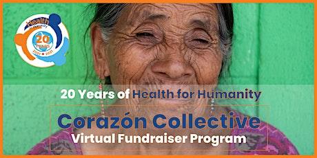 H4H Corazón Collective Virtual Fundraiser Program tickets