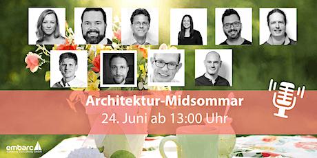 Architektur-Midsommar 2021 tickets