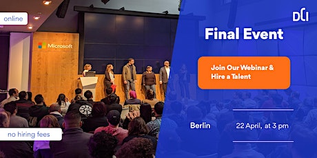 Final Event Berlin: One Event - Multiple Talents Tickets
