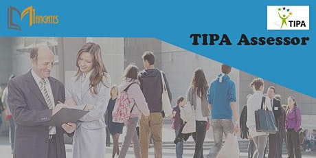 TIPA Assessor 3 Days Training in London City tickets