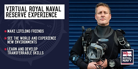Virtual Royal Naval Reserve Experience - Cardiff Unit tickets