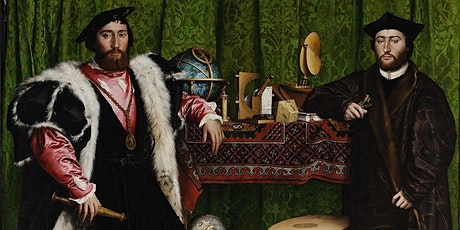 Hans Holbein and the Ambassador's Secret tickets