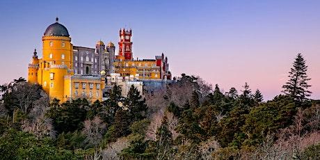Webinar para Profissionais de Turismo - Palácio Nacional da Pena bilhetes
