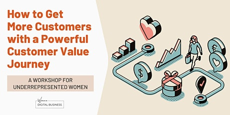 How to Get More Customers with a Powerful Customer Value Journey tickets