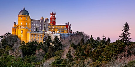 2º Webinar para Profissionais de Turismo - Palácio Nacional da Pena bilhetes