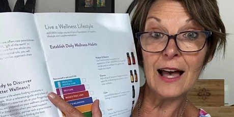 Healthy Lifestyle Made simple with Essential Oils 101 tickets