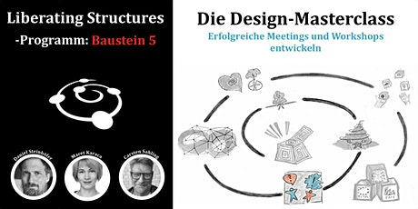 Liberating Structures-Programm: Die Design-Masterclass Tickets