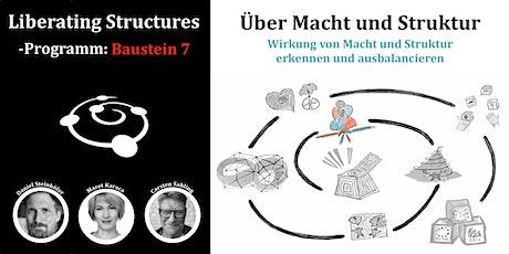 Liberating Structures-Programm: Über Macht und Struktur Tickets