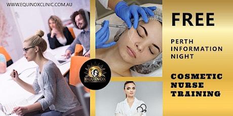 FREE Information Night |  Cosmetic Nurse Training tickets