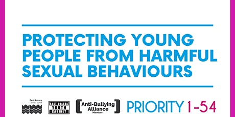 Protecting Young People From Harmful Sexual Behaviours tickets