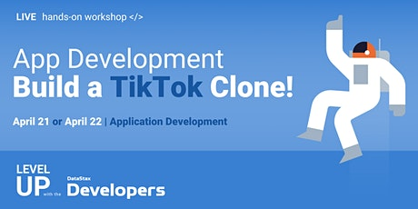 Cloud-Native Workshop - Build a TikTok Clone with Javascript! tickets