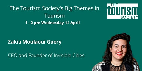 """""""Doing Tourism Differently: the power of a local story"""" tickets"""