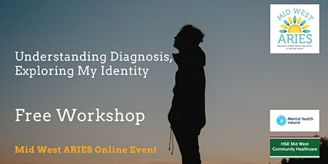 Free Workshop: Understanding Diagnosis, Exploring My Identity tickets