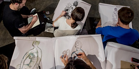 Life Drawing in April tickets