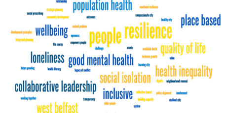 Building Healthy & Resilient Communities – A West Belfast Perspective tickets