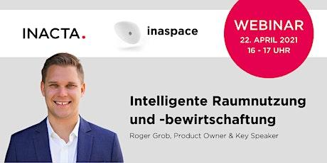 inaspace – intelligente Raumnutzung und -bewirtschaftung Tickets