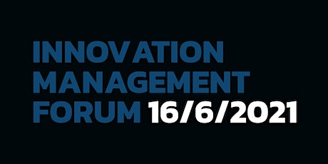 Innovation Management Forum biglietti