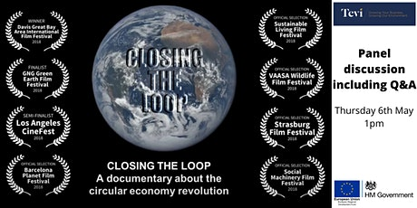 Closing the Loop - Film discussion with Q&A tickets