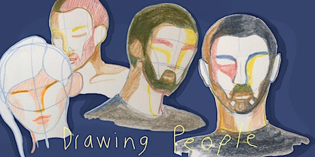 Drawing People - #1 How to draw the head and the body tickets