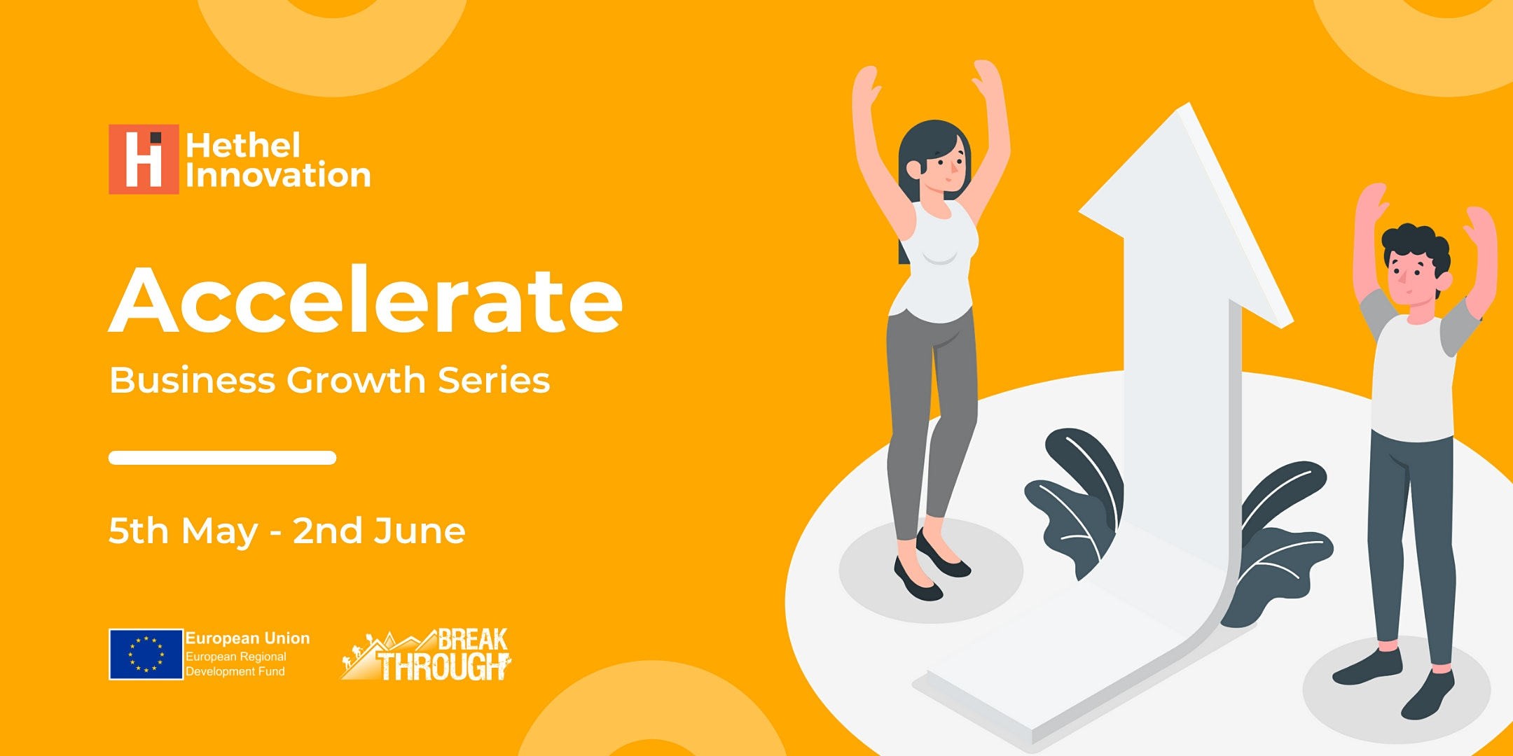 Accelerate – Business Growth Series (Online)