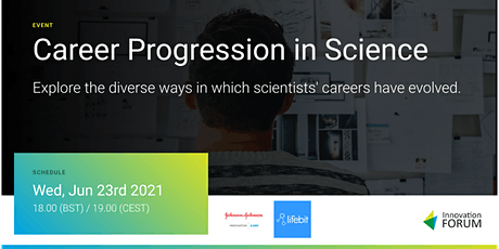 Career progression in science tickets