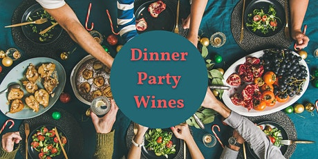 Dinner Party Wines [18:00 session] tickets