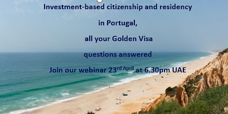 Investment-based citizenship and residency in Portugal tickets