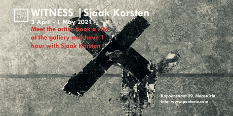Meet Sjaak Korsten | Private tour at PontArte tickets