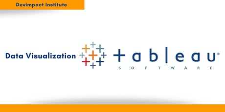 Training on Data Visualization using Tableau tickets