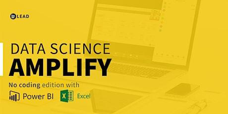 Data Science Amplify Power BI // Online Training tickets