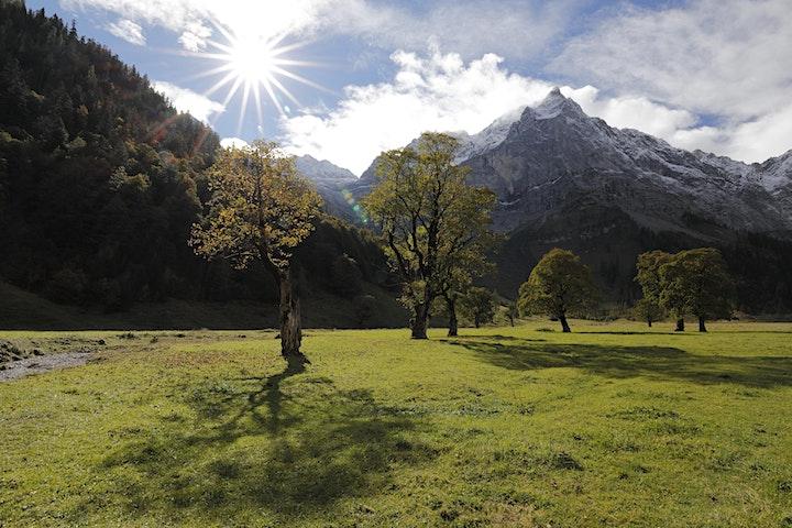 "Online Workshop ""Landschaftsfotografie"": Bild"
