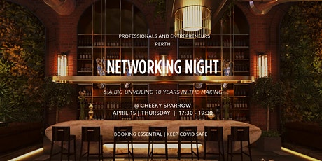 ACYPI New Branding Launch & Speed Networking Evening tickets