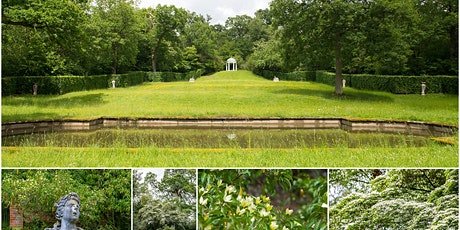 St Paul's Walden Bury Garden Open. A spectacular landscape garden. tickets