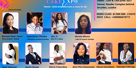 Zed Bakers & Cake Expo 2021 tickets