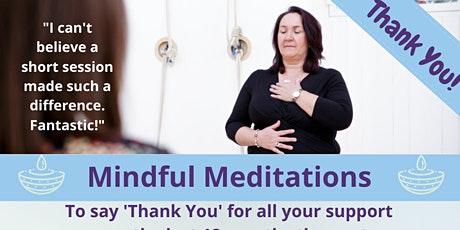 Lunchtime Mindful Meditation tickets
