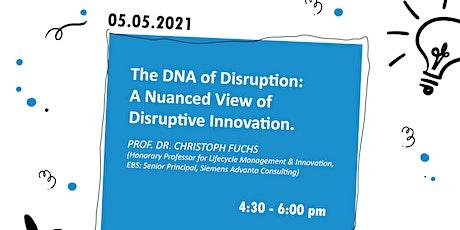 Ringvorlesung mit Prof. Dr. Christoph Fuchs Tickets